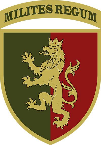 Die Infanterie des Königs