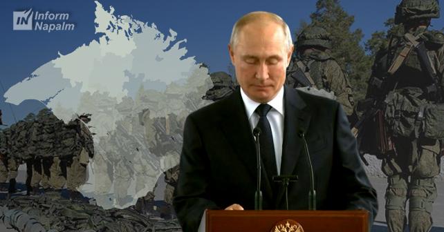 Putin işğal altındakı Krım yarımadasına səfər edir