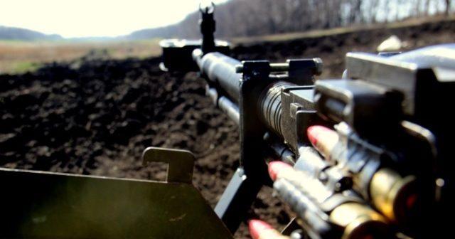 Lugn före stormen i östra Ukraina
