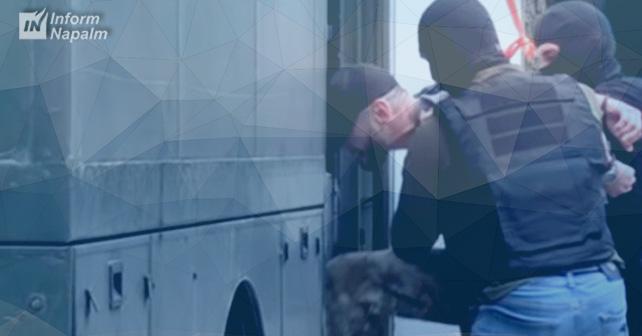 Arresterte russiske leiesoldater fra militærselskapet Wagner
