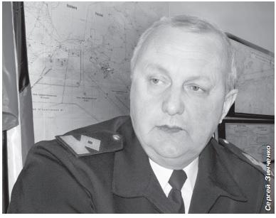 Sergei Sintschenko - CEO des staatlichen Unternehmens Krimhäfen
