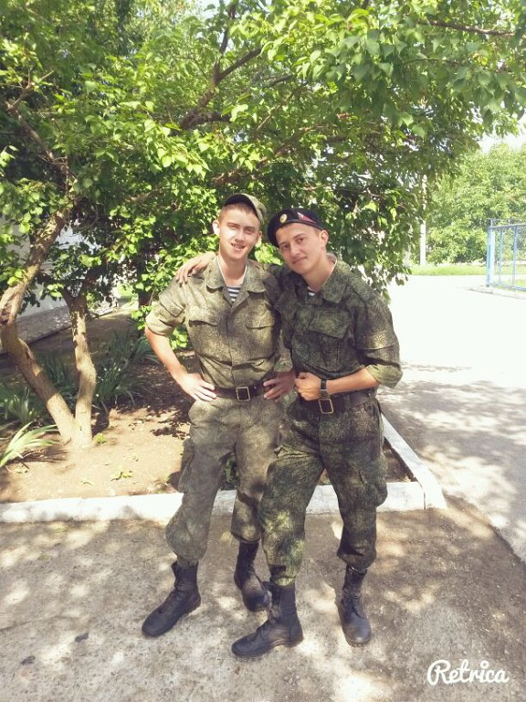 Militärenheter i fientligheterna mot Ukraina