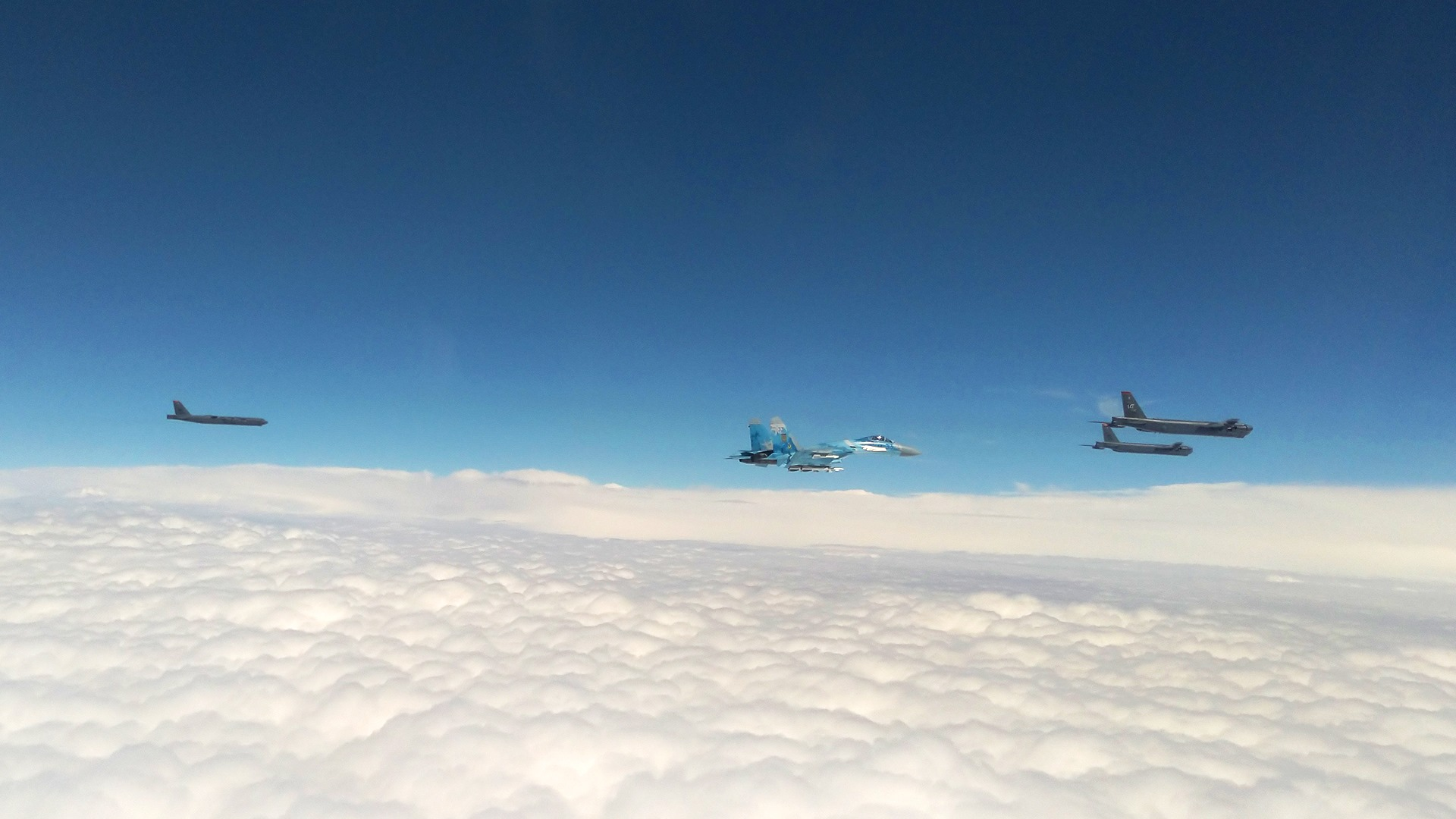 Reducering av Rysslands aptit med B-52H-bombplan