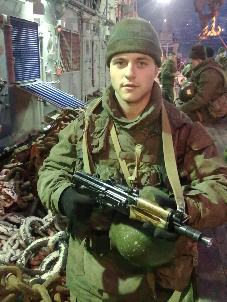 Anton Karmelawicius, geboren am 15.02.1995 in Sotschi, Russland