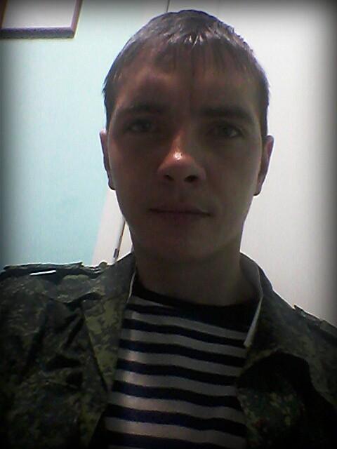 Wladimir Lawrukhin, geboren am 14.06.1989 in Slawjansk-na-Kubani, Russland