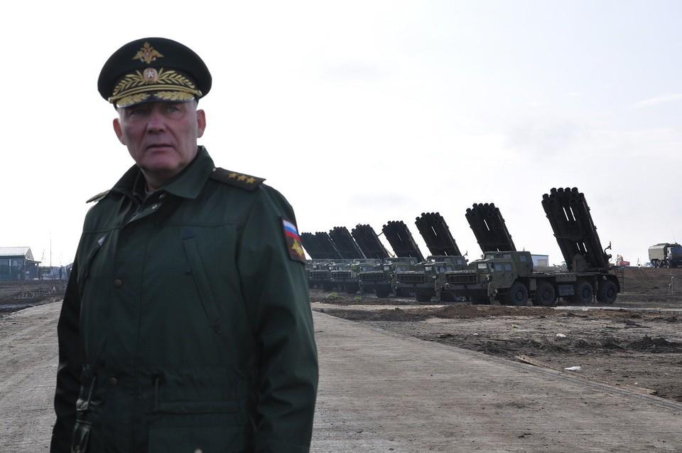 Armégeneral Alexander Dvornikov