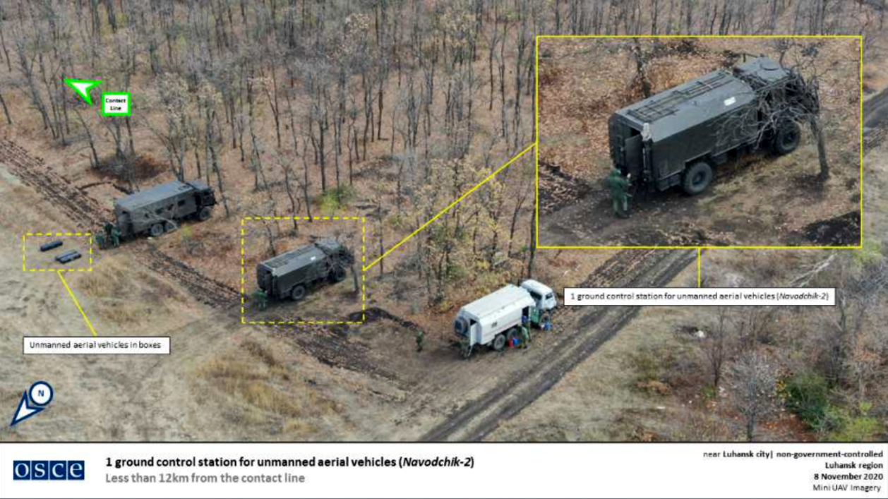 Det moderna ryska Navodtjik-2-systemet