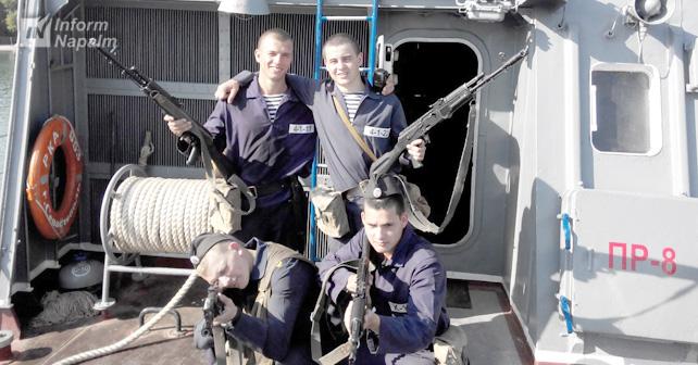 InformNapalm 2020: Svarta havsflottans 41:a robotbåtbrigad