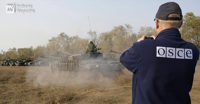 Ryssland hindrade OSSE:s övervakningsuppdrag i Donbas 2020