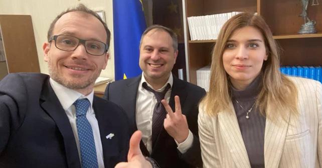 Första ECHR-beslutet i målet Ukraina mot Ryssland om Krim