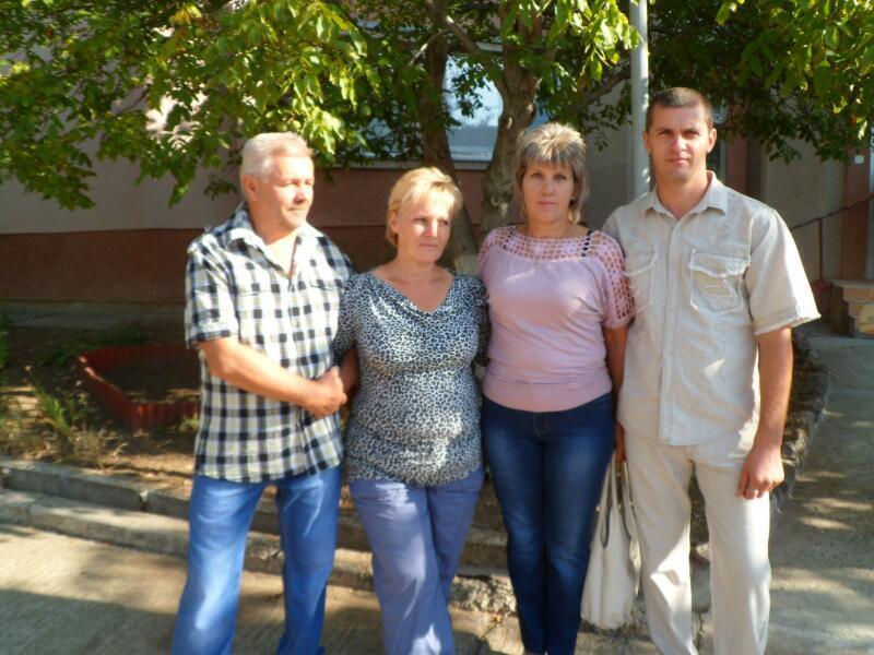 Ihor Zapalukh har identifierats på ett gruppfoto