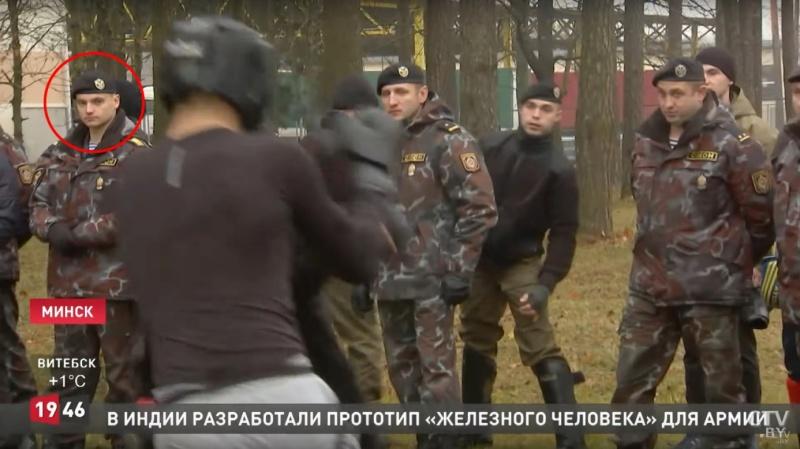 Från STV-videon med Mykola Tjerepin.