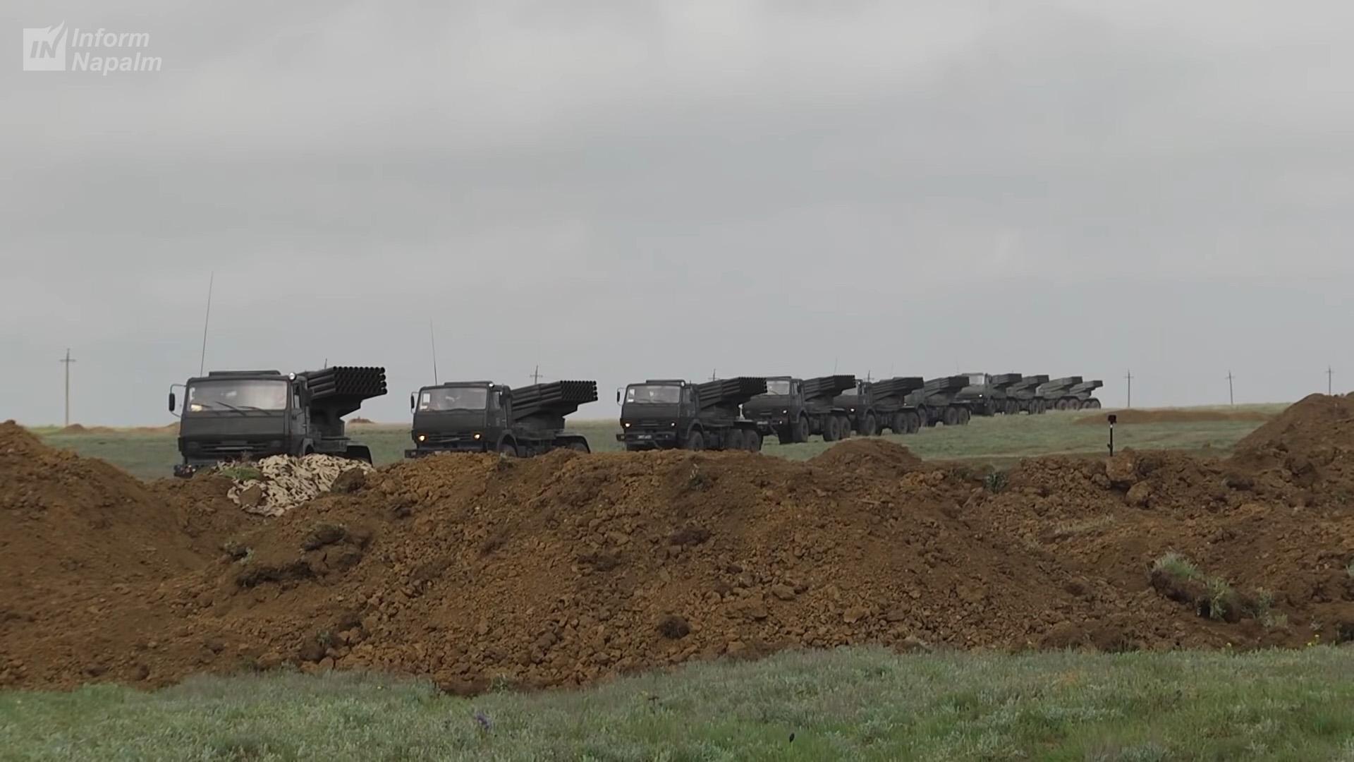 Svartahavsmarinens 8. Artilleriregemente består av överlöpare