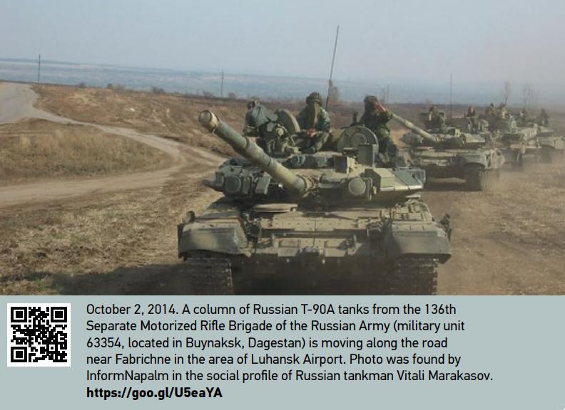 Omslaget til boken Donbas in Flames