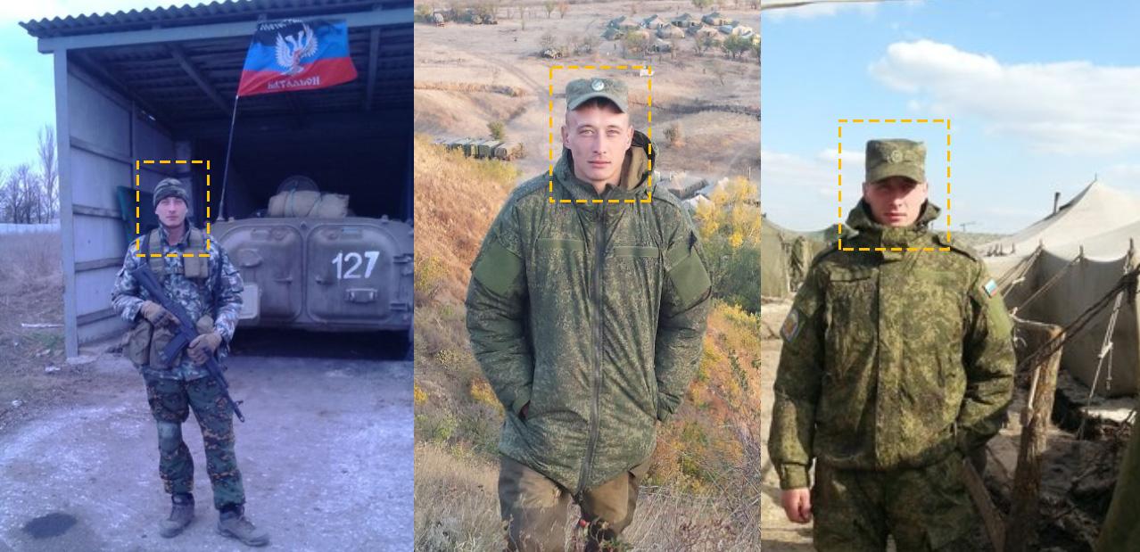 Gruppechef Alexei Kozlov fra den russiske 15. motoriserede riffelbrigade
