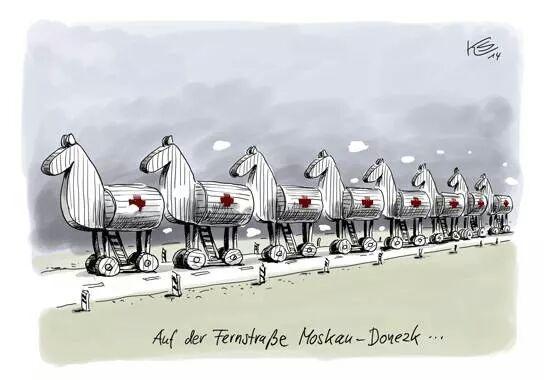 Karikatur Stuttmann