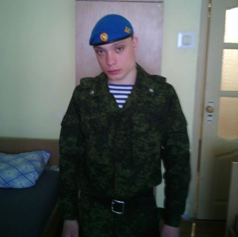 фото в российской военной форме