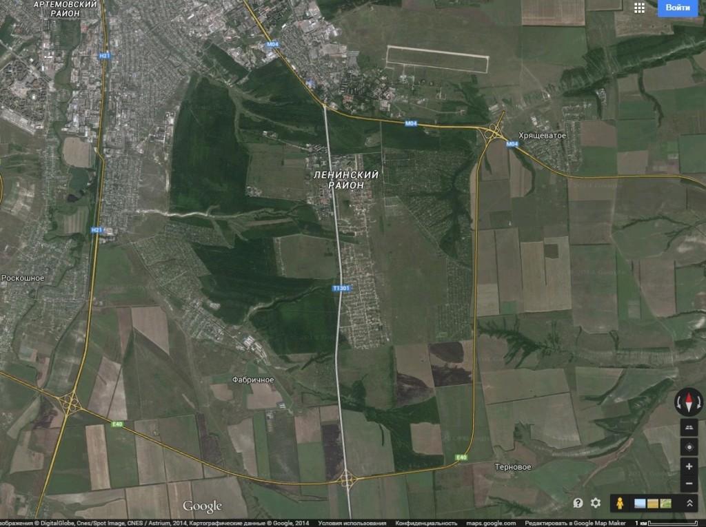 googl karta