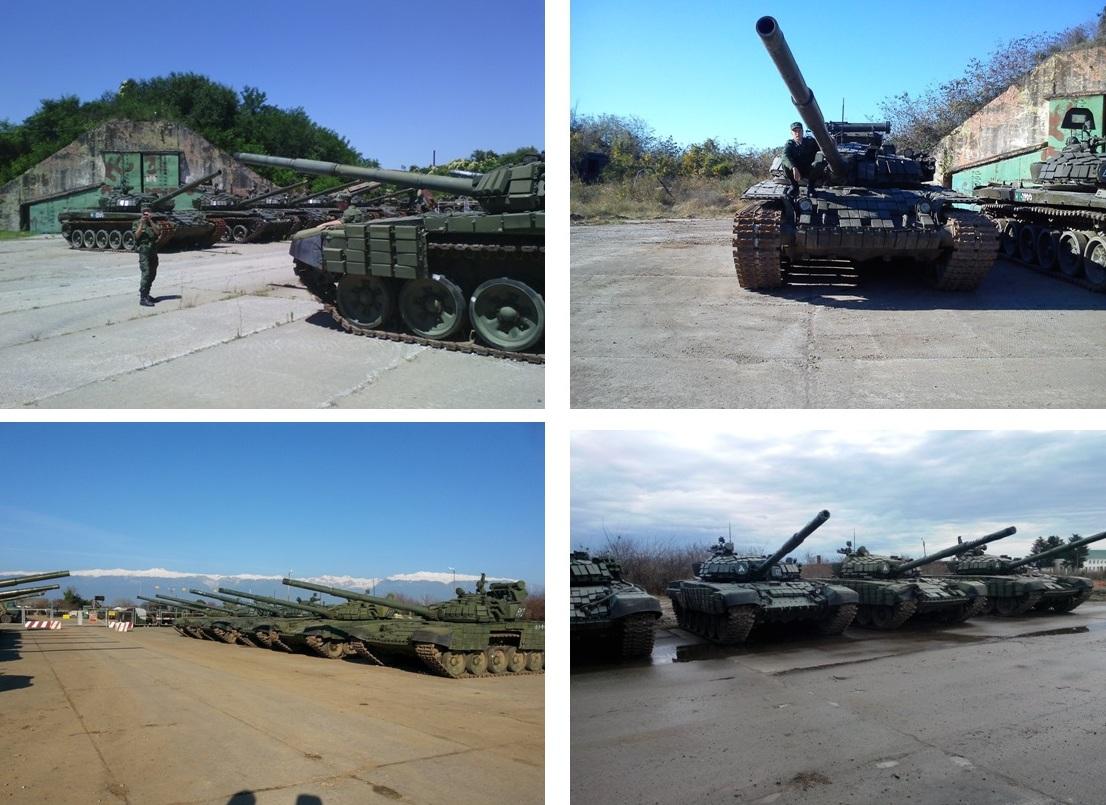 gudauta angar t-72