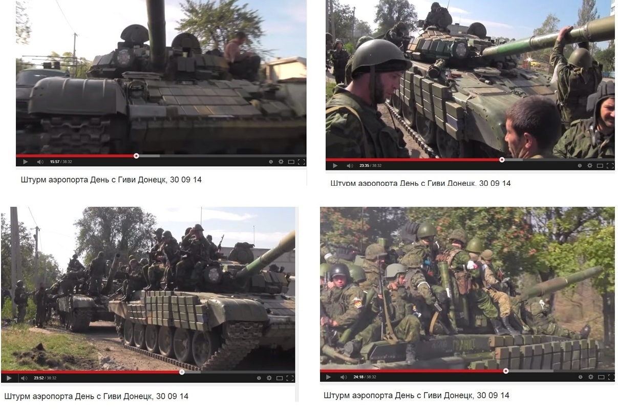 shurm aeroporta Doneck T-72