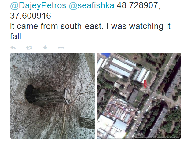 юговосток твит