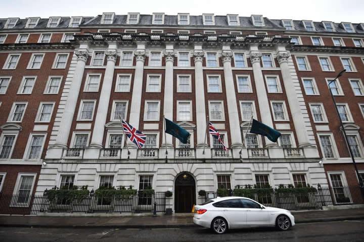 Отель «Миллениум» в Лондоне