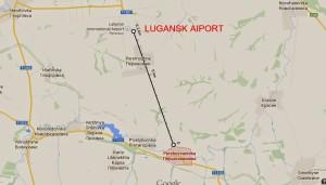 Деревня Первозвановка, 8 км от Луганского Аэропорта