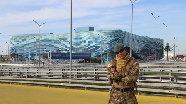 Кривко в Сочи, фото добавлено 28 ноября 2014