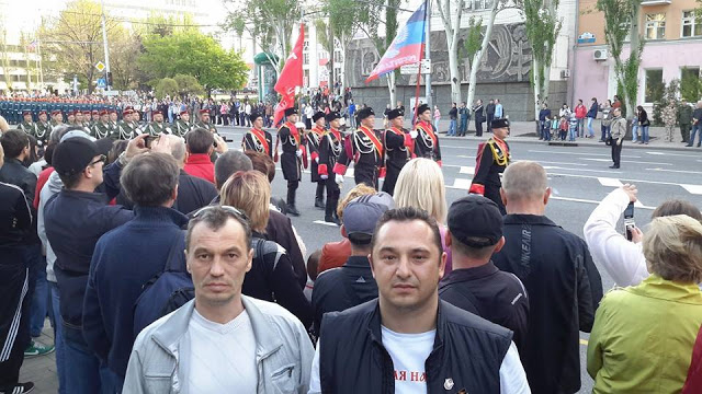 Грэм Филлипс - британский псевдожурналист как инструмент ФСБ и кремлевской пропаганды 48