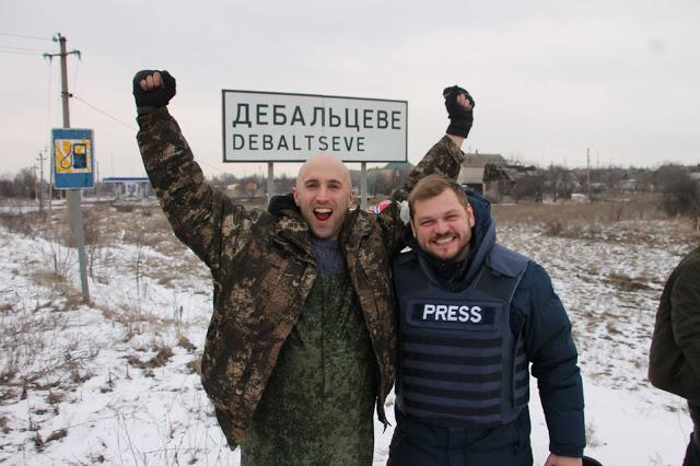 Грэм Филлипс - британский псевдожурналист как инструмент ФСБ и кремлевской пропаганды 08