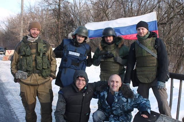 Грэм Филлипс - британский псевдожурналист как инструмент ФСБ и кремлевской пропаганды 09