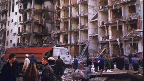Взрыв жилого дома в Волгодонске, 16 сентября 1999 года.