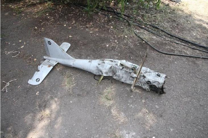 """Український підрозділ ППО збив четвертий російський безпілотник """"Орлан-10"""" за останні 1,5 місяці, - штаб АТО - Цензор.НЕТ 8720"""