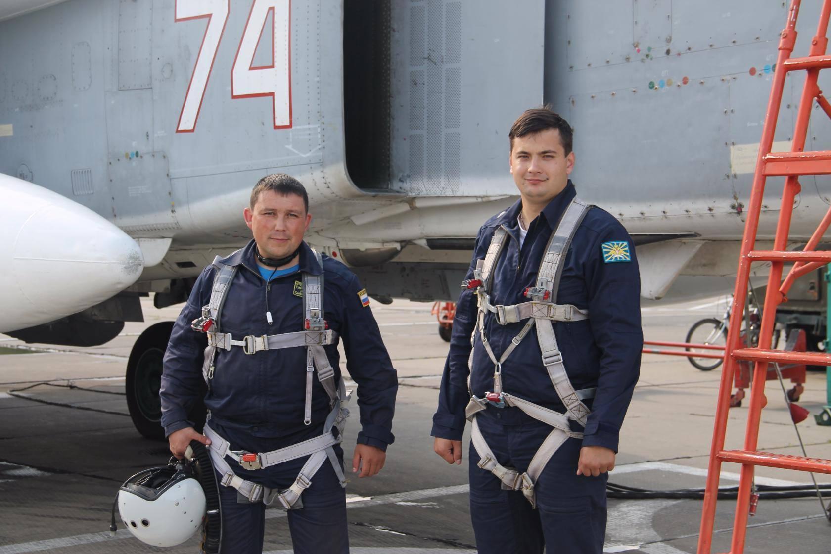Подарок александра халбашкина бывшего второго пилота 74