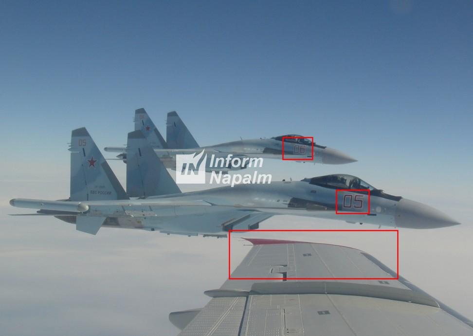 Su-35S heading to Syria