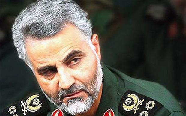 "IRGC's Al Quds Commander Qasem ""Shadow"" Suleimani"