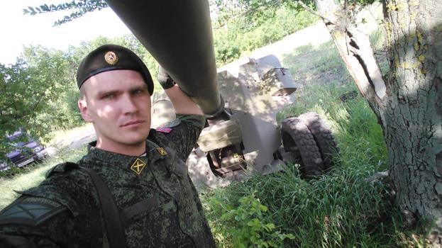 Nikolai «Shturm» Reichenau