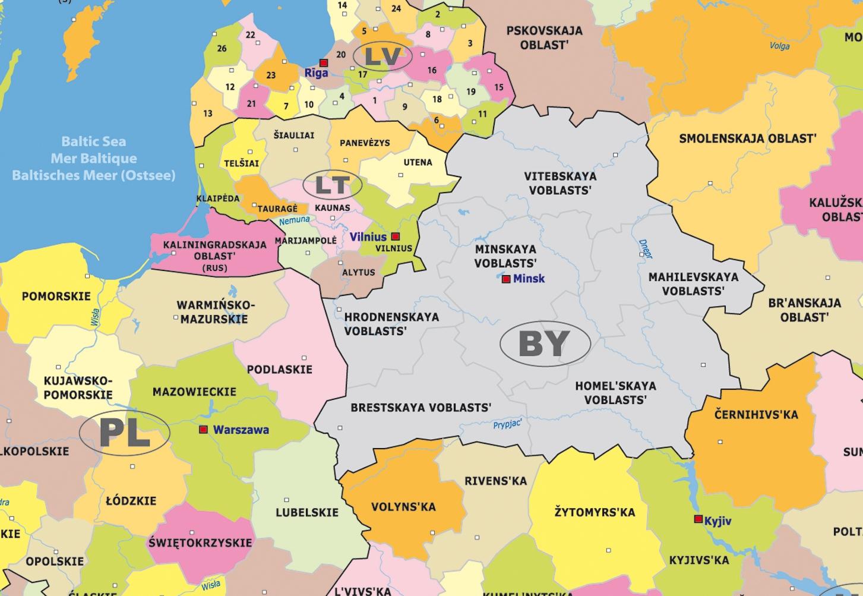 Imantas Melianas Disunion Of Belarus As A Plan B For Kremlin
