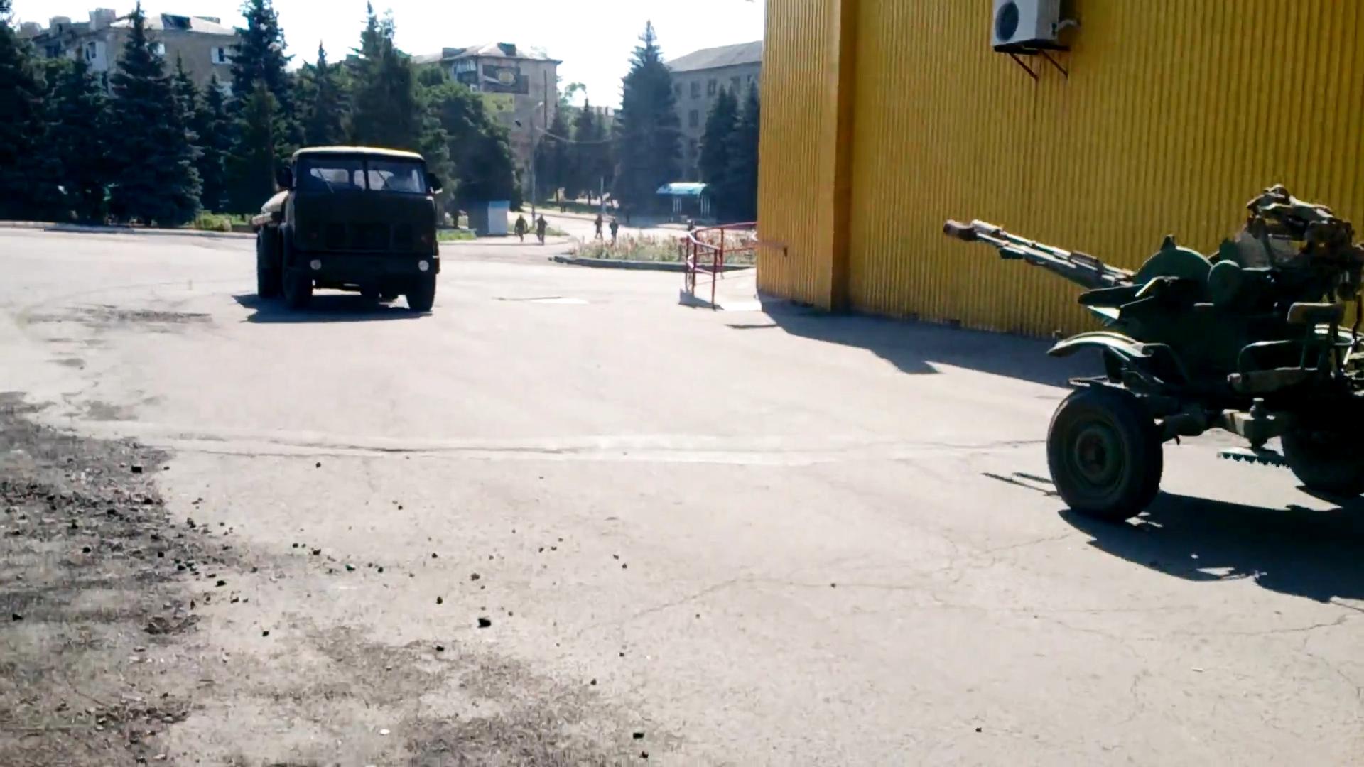 снежное. видео1