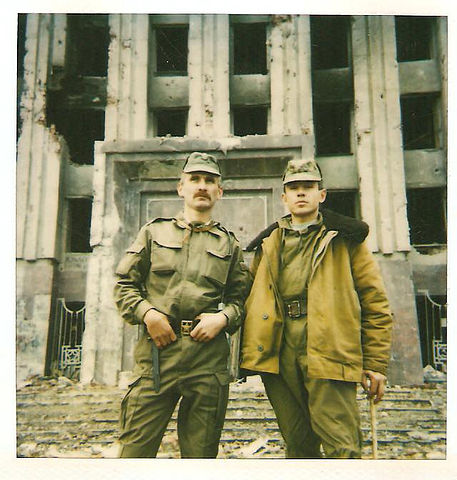 Oberst Jurij Vladimirovitj Shtondenko