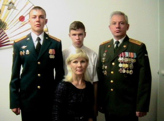 Seniorløytnant Vladimir Jurievitj Shtondenko