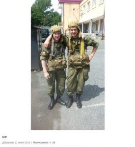 Nya luftburna spaningsenheter för det ryska infanteriet