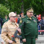 Медаль Суворова за Пальмиру