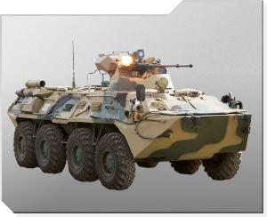 Pansarterrängbil BTR-82A