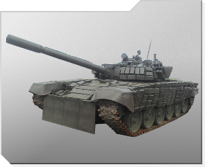 Stridsvagn T-72S1