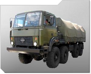 Terränglastbil Ural-632301