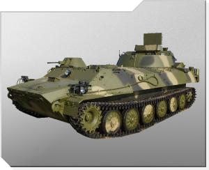 Slagfältsradarsystem 1RL232-2M Leopard