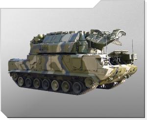 Mobilt luftvernsystem 9K330 TOR, 9K331 M TOR-1, TOR 9K332 M-2