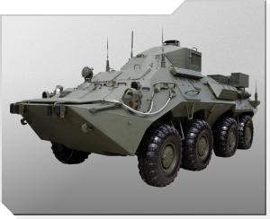 Kommandokjøretøy Kushetka-B R-149BMR