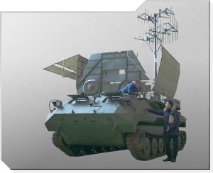 Telekrigføringsystem Rtut-BM